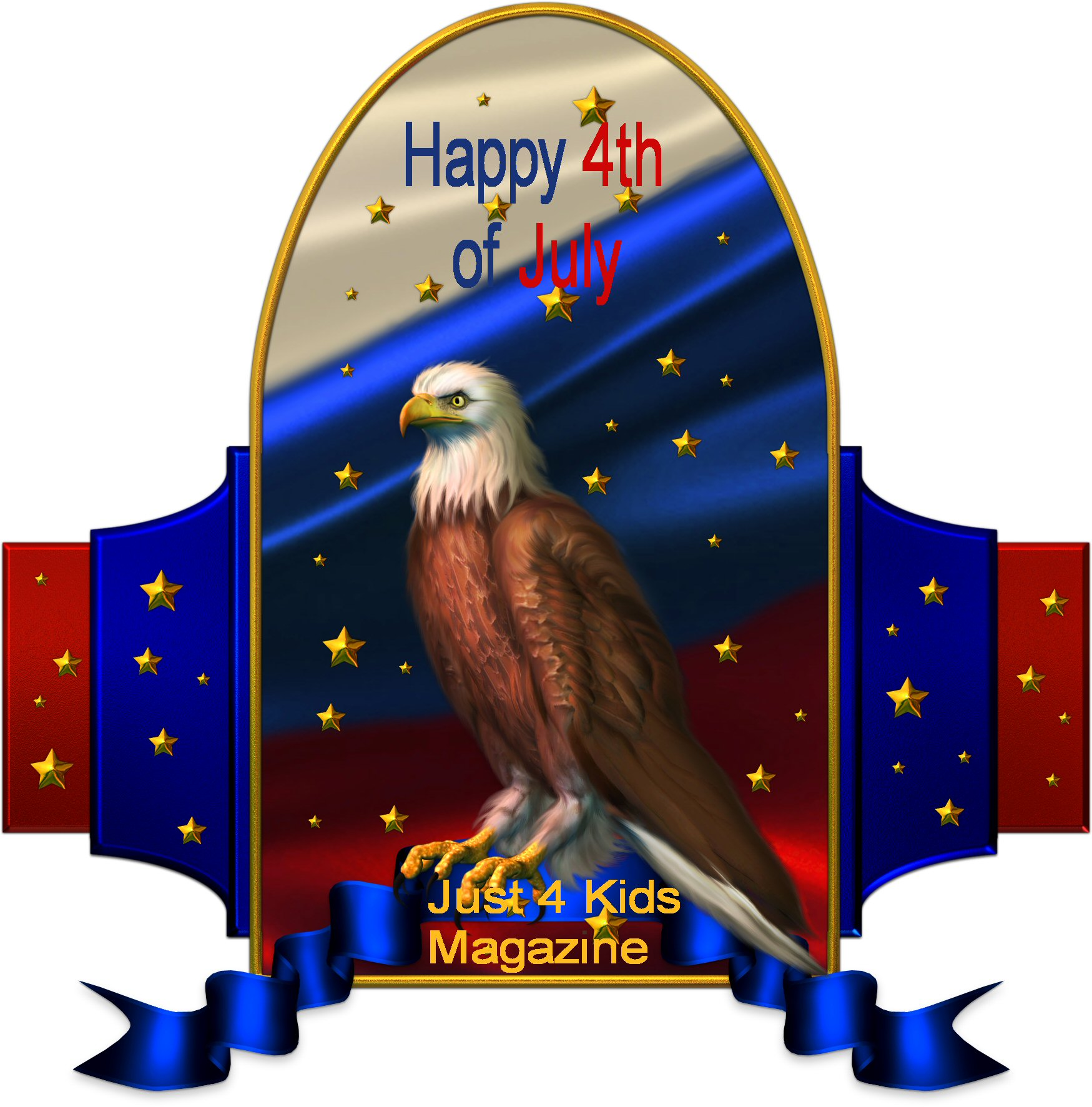 Happy 4th Of July Celebrate America S Birthday